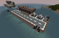 Mini Porta Aviones Minecraft
