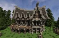 Posada Medieval para Minecraft