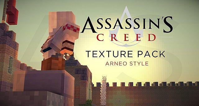 Assassins Creed Textura Paquete 1.5.2