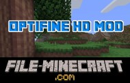 OptiFine HD Mod Minecraft [1.8.7 / 1.8 / 1.7.10 / 1.5.2]