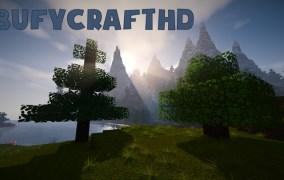 Pack de Texturas BufyCraftHD para Minecraft 1.8