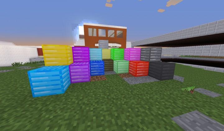Descargar Pack de Texturas Steel Wool para Minecraft 1.6+