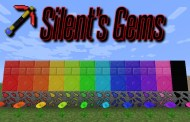 Silente 's Gems Mod para Minecraft 01/07/10