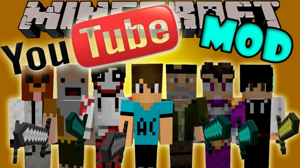 youtube-mod-minecraft