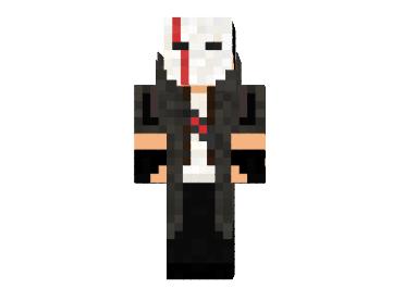 Masked Avenger Skin
