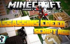 [MCPE] Assassins Creed Mod 0.10.5/0.10.4