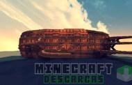 Hotel Flotante Minecraft