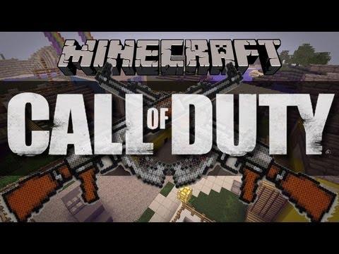 mapa Call of Duty Black Ops 3 Minecraft