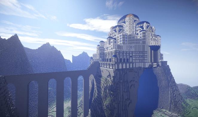 Mapa juego de tronos Minecraft