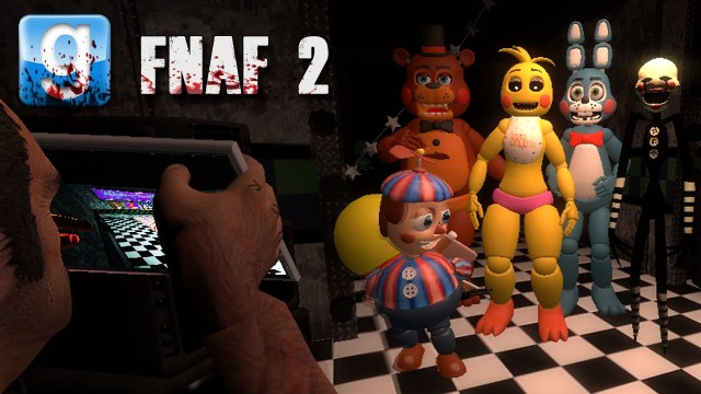 Five Nights at Freddy's 2 Map para Minecraft 1 14 4/1 13 2/1 12 2