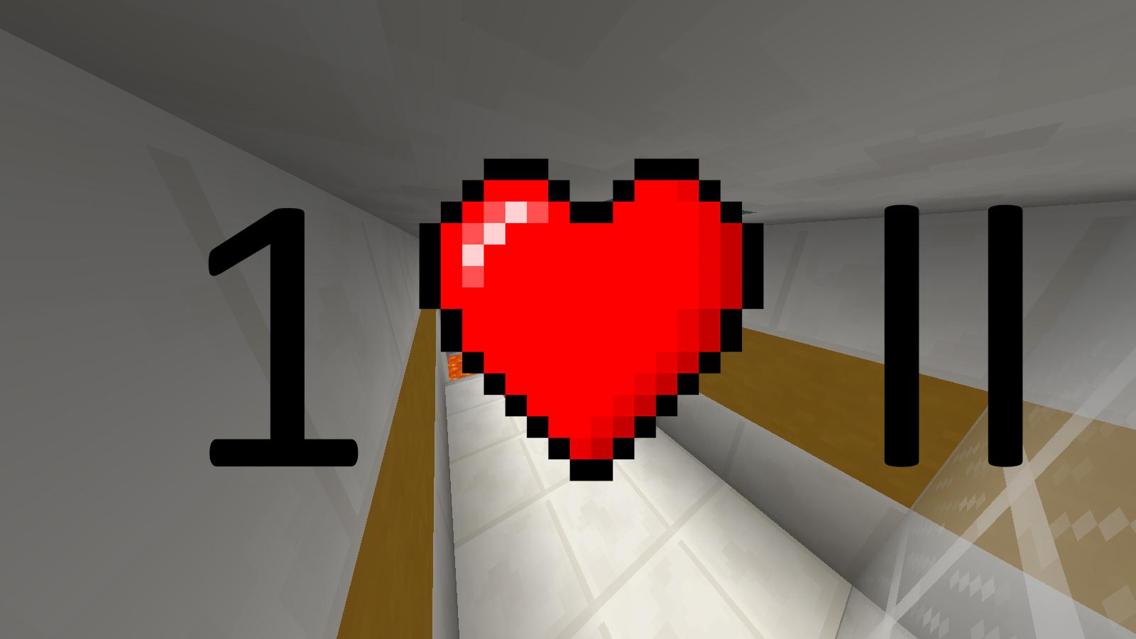 майнкрафт мод сердечки #2