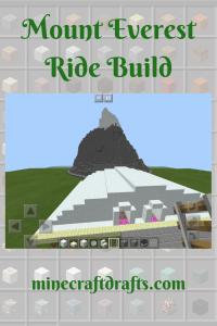 Disney Based Theme Park Everest Ride Build
