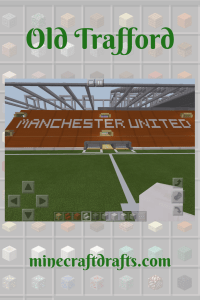 Old Trafford Build Part 2