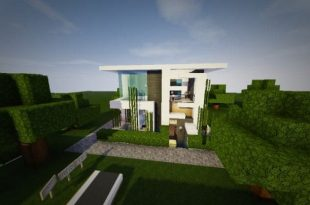 Themodern Pvper S Modern House 1 Minecraft Building Home