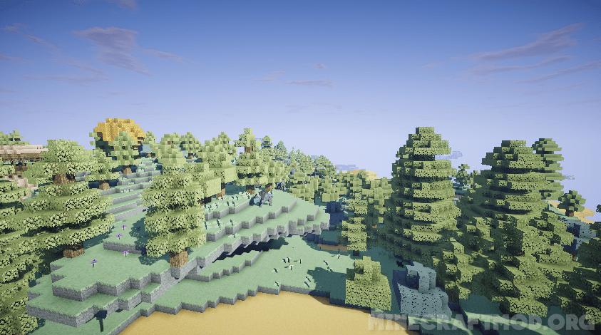 Aether II Mod 1131122 Minecraft Espaa