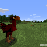 ChocoCraft Mod 1.15.2/1.14.4/1.13.2/1.12.2 (New Coloured Mobs)