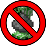 No Creeper Drops Mod