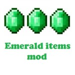 Emerald items Mod Mod