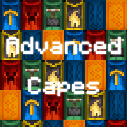 Advanced Capes Mod