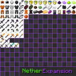 The Nether Expansion Mod