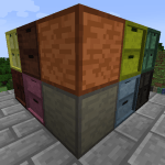 Storage Drawers: Forestry Pack Mod