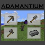 Adamantium Mod - Better Than Diamonds! Mod