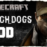 Minecraft Watch Dogs Mod v1.5 Mod