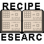 RecipeResearch Mod