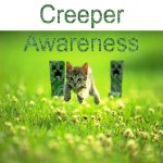 Creeper Awareness Mod