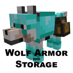 Wolf Armor and Storage Mod