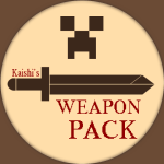 Kaishi's Weapon Pack Mod
