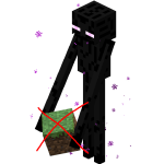 No Enderman Pickup Mod