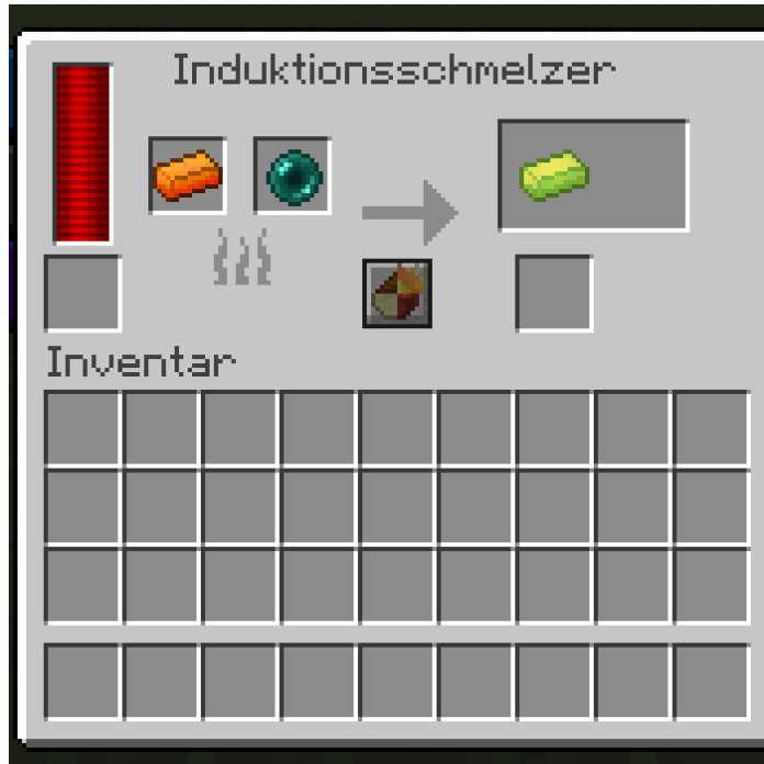 EIORecipesTEInductionSmelter Mod