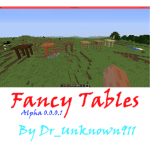 Fancy Tables Mod