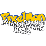 Pixelmon Furnitures Mod Mod