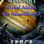 Galaxy Space [Addon for GalactiCraft 3] Mod