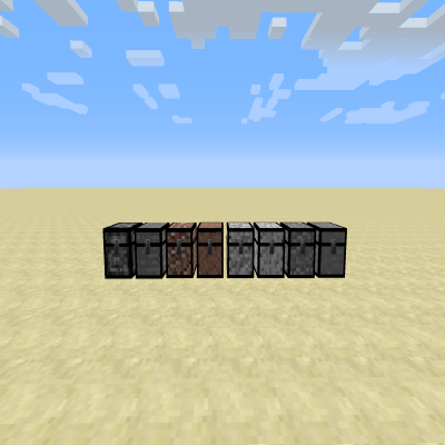 Stone Chests Mod