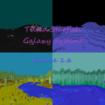 Titled Starfish Galaxy Systems: Scline Mod