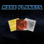 Galacticraft Add-on - More Planets Mod