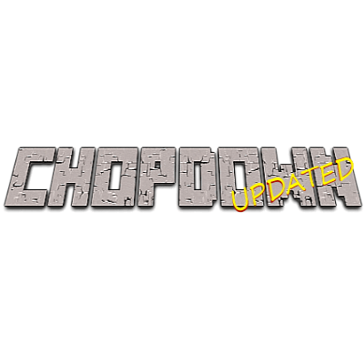 Chop Down Updated Mod
