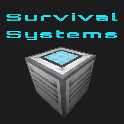 Survival Systems Mod