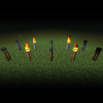 Survivalist Lighting Mod