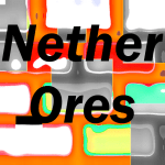 Nether Ores Plus+ Mod