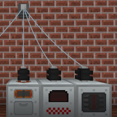 Industrial Wires Mod