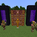 Nether Gold Plus Mod