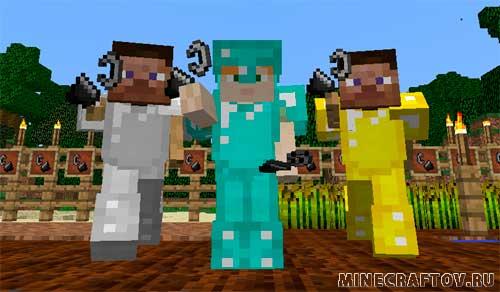 Tűz a Minecraftban