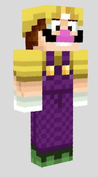 Nintendo Character Skins Pack For Minecraft PE 1903 18 17013