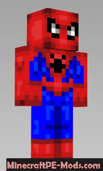 Superheroes Skins Pack For Minecraft PE 18010 17013