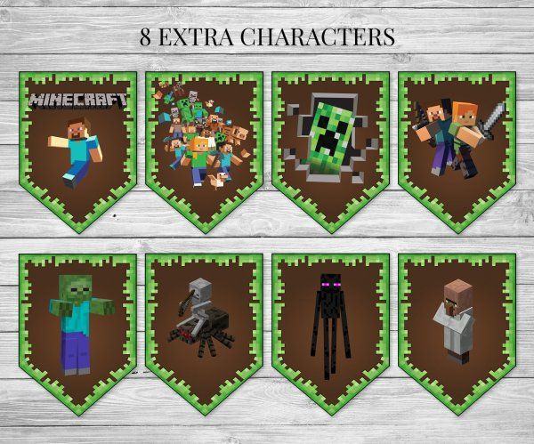 minecraft printable images # 61