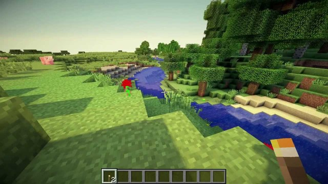 GLSL-Shaders-Mod-Minecraft-2
